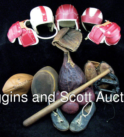 Vintage Multi Sport Equipment Collection 24